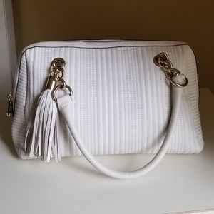 White Calvin Klein Bag